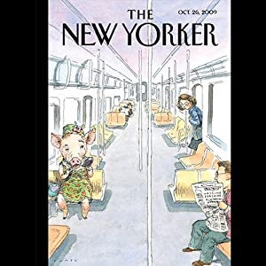The New Yorker, October 26, 2009 (Jane Meyer, Christine Kenneally, Jonathan Lethem) Periodical