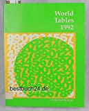 World Tables, 1992, World Bank Staff, 0801844479