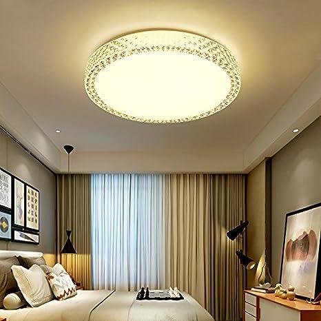 Shop 6 Luz de techo Salón Dormitorio luces LED de atenuación infinita lámparas de techo la