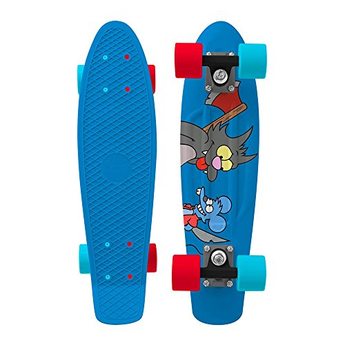 Penny Skateboard - The Simpsons Limited Edition - Itchy & Scratchy 22'' by Penny Australia