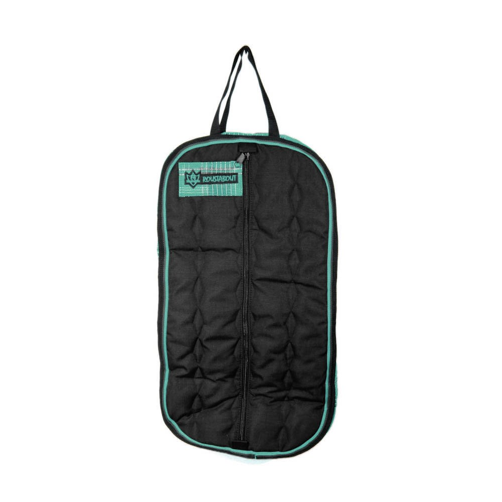 Kensington Halter Bridle Carry Bag - Features Full Length Heavy Duty Zipper - Rugged Velcro Straps on Interior for Hanging Tack - Measuring 30''L x 14.5''W x 5'' D by Kensington Protective Products