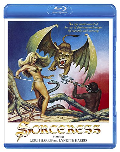 Sorceress [Blu-ray] -