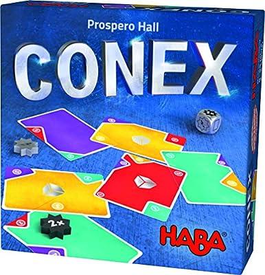 HABA- CONEX Juego de Mesa, Multicolor (Habermass 303802): Amazon ...