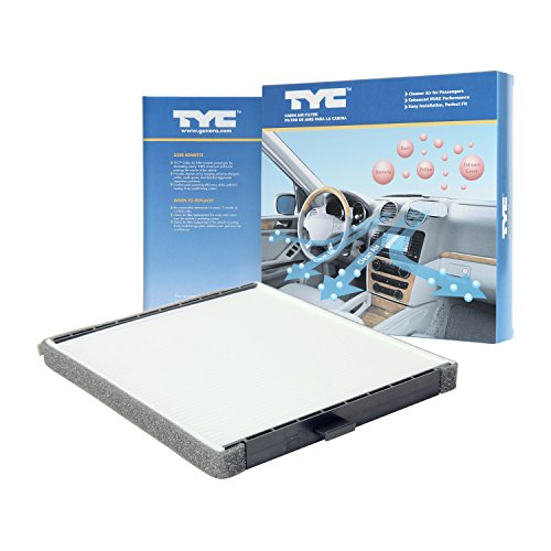 Cabin Air Filter Cost >> Low Cost Tyc 800027p Chevrolet Aveo Replacement Cabin Air