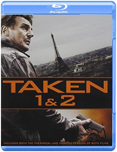 Taken 1 & 2 Blu-ray