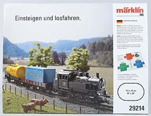 Märklin - Tren para modelismo ferroviario H0 (209125-62)