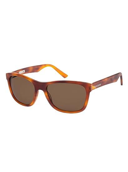 Quiksilver Austin - Sunglasses for Men - Sunglasses - Men - ONE SIZE - Brown 048d706b44