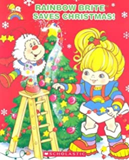 Rainbow Brite Saves Christmas