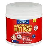 Boudreaux's Butt Paste Diaper Rash Ointment, Maximum Strength, 14 Ounce