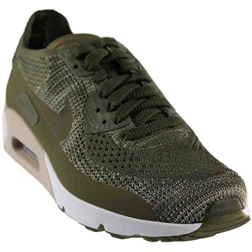 Details about Nike Air Max 90 Ultra 2.0 Flyknit | UK 6 EU 40 US 7 | 875943 300 Rough Green