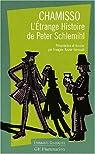 L'Etrange histoire de Peter von Schlemihl par Chamisso