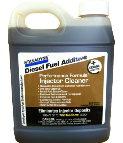 Stanadyne 43566 Performance Formula Injector Cleaner, 32. Fluid_Ounces by Stanadyne