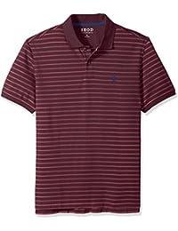IZOD Men's Stripe Advantage Polo