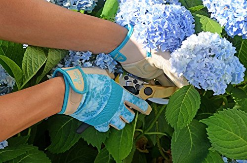 DIGZ Gardener High Performance Women's Gardening Gloves and Work Gloves with Touch Screen Compatible fingertips by DIGZ (Image #2)