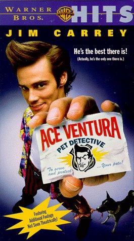 Ace Ventura - Pet Detective [VHS] -