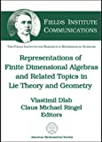 Representations of Finite Dimensional Algebras and Related Topics in Lie Theory and Geometry, , 0821834169