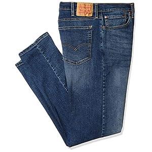 Levi's Men's Big and Tall Big & Tall 502 Regular Taper Jean