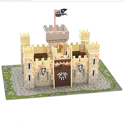 Castle Dragon Papo (Papo Knight Castle)