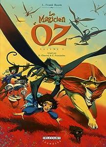 """Afficher """"Le magicien d'OZ - série Chauvel n° 3 Le magicien d'Oz"""""""