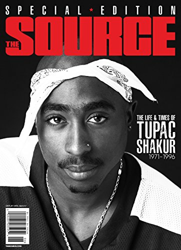 The Source Magazine Special Edition 2017 - TUPAC SHAKUR - 2PAC