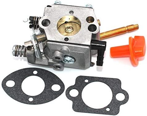 P SeekPro Carburador Carb para Stihl FS48 FS52 FS56 FS62FS66 FS81 ...