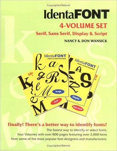 IdentaFONT: Primary Utility for Identifying PostScript Fonts
