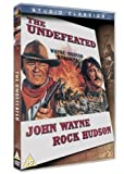 The Undefeated [DVD] by John Wayne