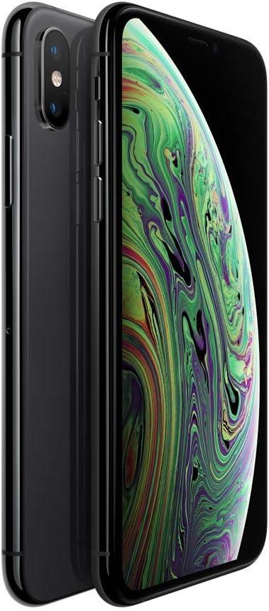 Apple iPhone XS 256GB - Gris Espacial - Desbloqueado (Reacondicionado)