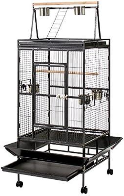 Jaula para pájaros Pet Zone NH3083, tamaño grande, ideal para ...