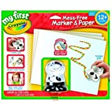 Crayola My First Crayola No Mess Marker and Paper Set (2-Pack)