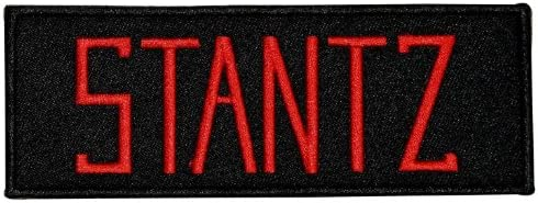 Ghostbusters Spengler Name Tag 5/'/' Patch Embroidered Sew or Iron on Badge