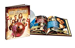 Cover Image for 'Big Lebowski (Limited Edition) [Blu-ray Book + Digital Copy], The'