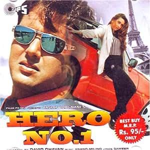 Various Artist Hero No 1 Hindi Music Bollywood Songs