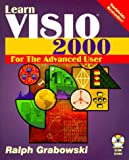 Learn VISIO 2000 for the Advanced User, Ralph Grabowski, 1556227116