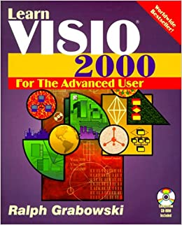 Book Learn VISIO 2000: For Advance Users