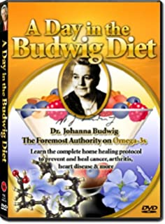 What are some facts about Johanna Budwig's life?