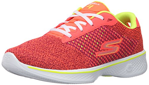 Zapatillas Gowalk Rosa Pklm Mujer Skechers Exceed 4 q6nHaBP0
