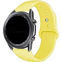 Pulseira Sport Lisa 22mm compatível com Samsung Galaxy Watch 3 45mm - Galaxy Watch 46mm - Gear S3 Frontier - Amazfit GTR…