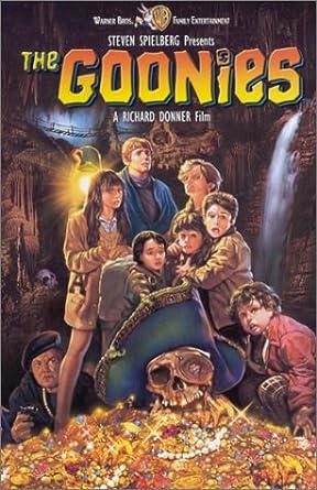 The Goonies [USA] [VHS]: Amazon.es: Cine y Series TV