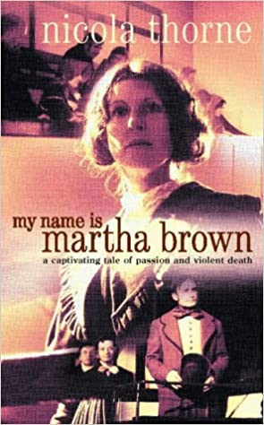 Book My Name is Martha Brown