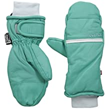 Celtek Womens Calypso Mittens, Turquoise, Small