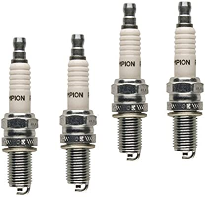 Champion RA8HC-4pk Copper Plus Small Engine Spark Plug # 810 4 Pack