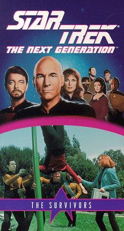 Star Trek - The Next Generation, Episode 51: The Survivors [VHS]