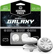 KontrolFreek FPS Freek Galaxy White for Xbox One and Xbox Series X Controller | Performance Thumbsticks | 1 Hi