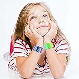 Toyssa 100 PCS Slap Bracelets Party Favors with