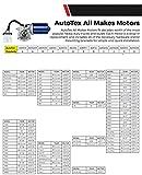 AutoTex AX9111 Wiper Motor