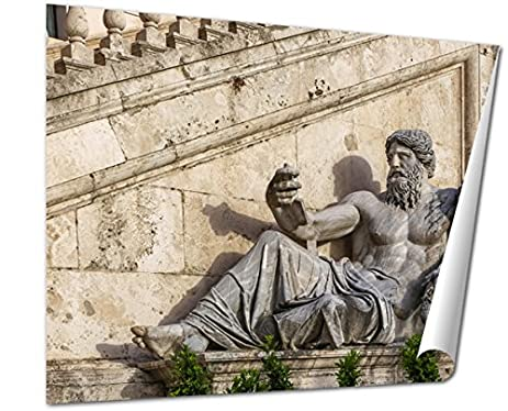 Amazon.com: Ashley Giclee Rome Sculpture Of Ancient Roman wall art ...