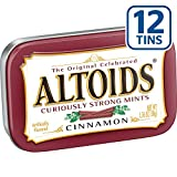 Altoids Classic Cinnamon Breath Mints, 1.76-Ounce