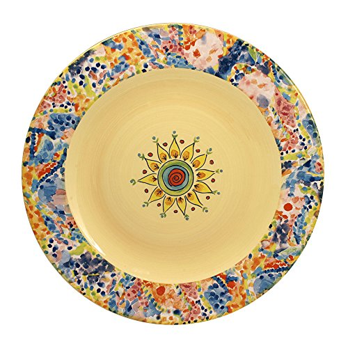 Pfaltzgraff Merisella Round Serving Platter, 14-Inch