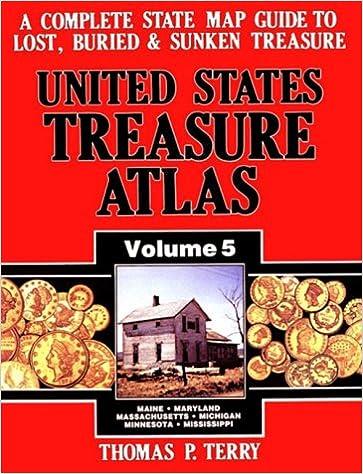 United States Treasure Atlas Vol Maine Maryland - Us map of food volume